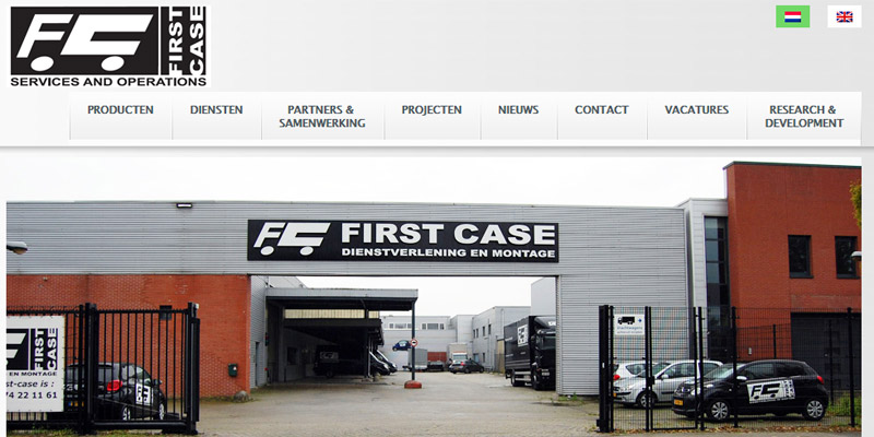 Site First-Case
